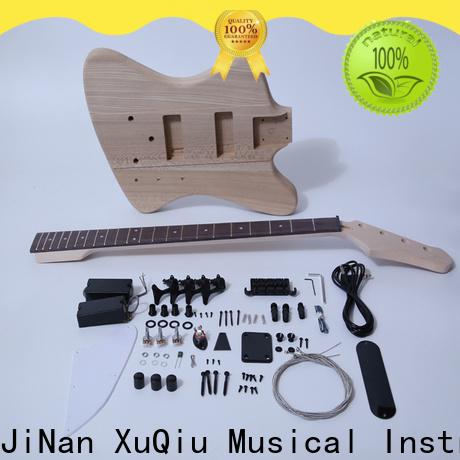XuQiu snbk015 headless bass kit manufacturers for kids