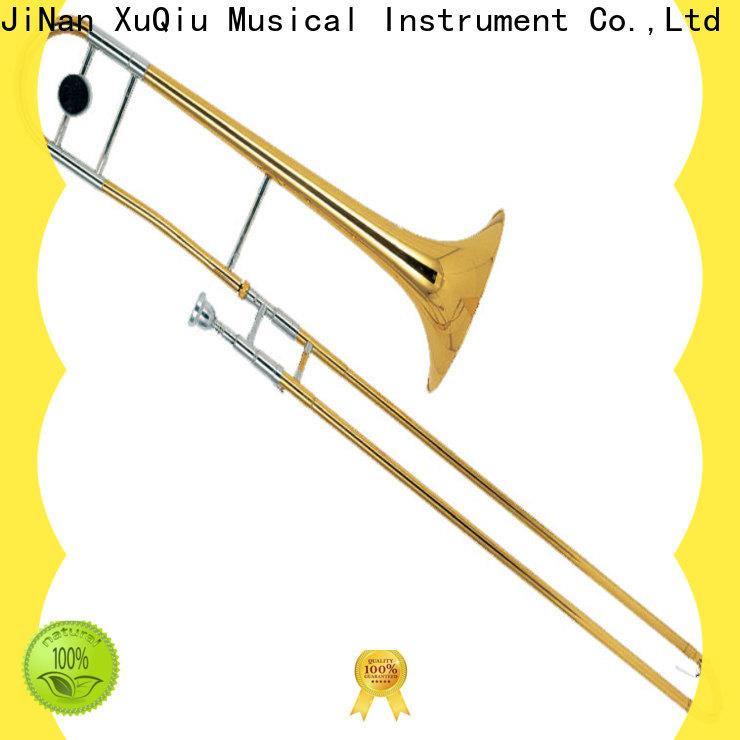 XuQiu xtb008 marching trombone manufacturers for kids