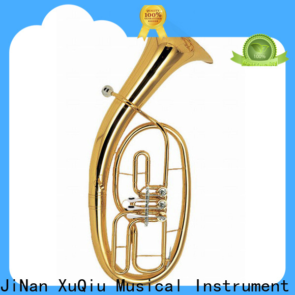 high end baritone tuba horn factory for kids