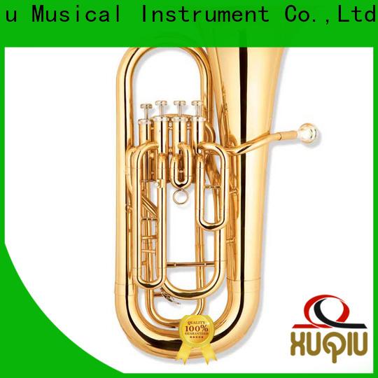 XuQiu wholesale c euphonium band instrument for concert