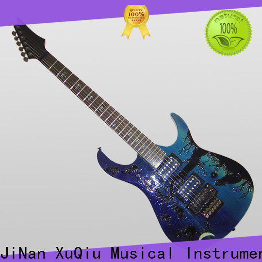 XuQiu body acoustic guitar paint suppliers for concert