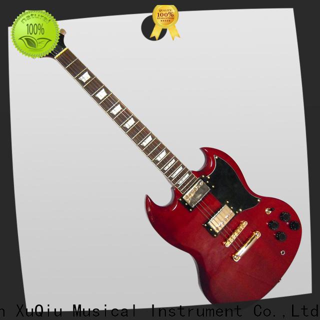 XuQiu sneg119 custom strat guitar suppliers for student