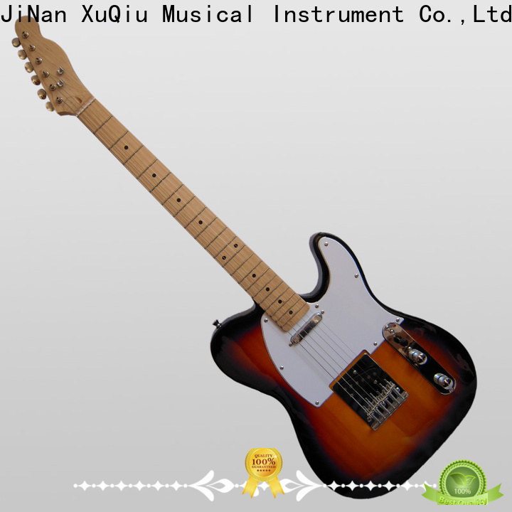 XuQiu high-quality byo guitar review manufacturers for concert