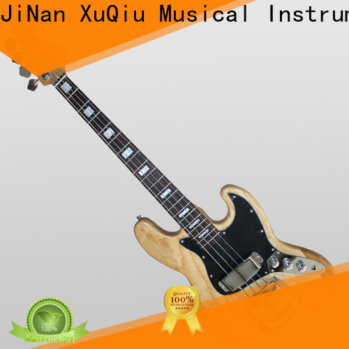 XuQiu sneb026 double neck bass guitar for sale suppliers for student