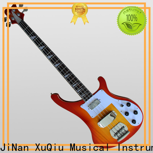 XuQiu top fender jaguar bass body for business for competition