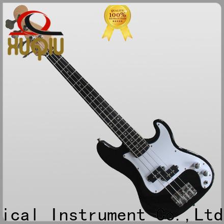 XuQiu custom made jazz bass elite sound for concert