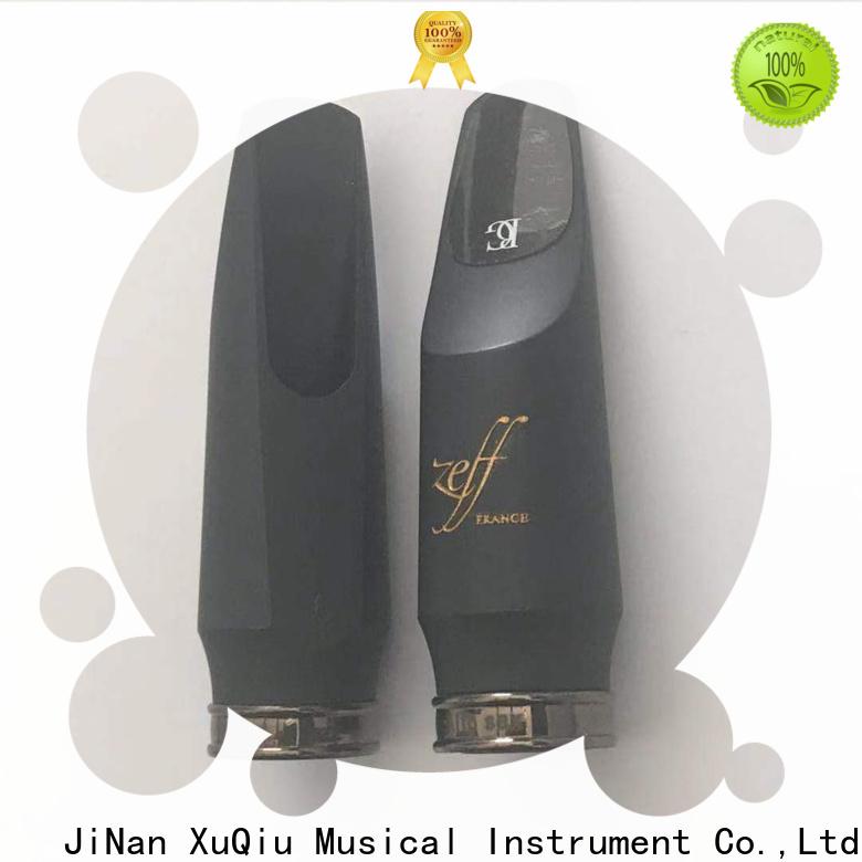 XuQiu famous soprano saxophone mouthpiece manufacturers for concert
