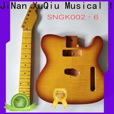 XuQiu quality electric guitar necks supply for beginner