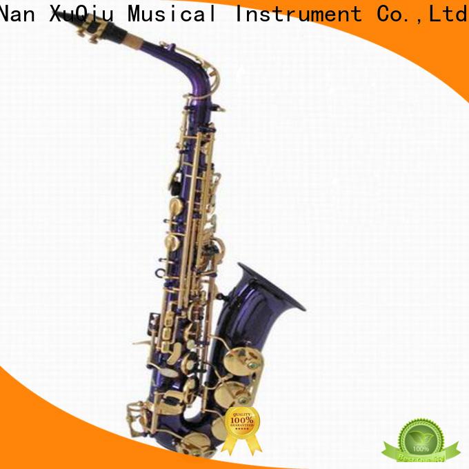 XuQiu high-quality buy alto saxophone company for beginner