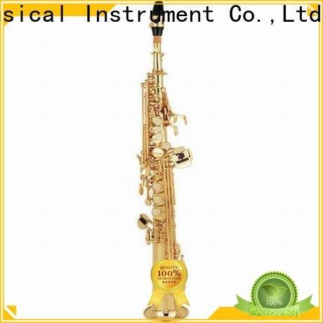 XuQiu professional c soprano saxophone for sale for kids