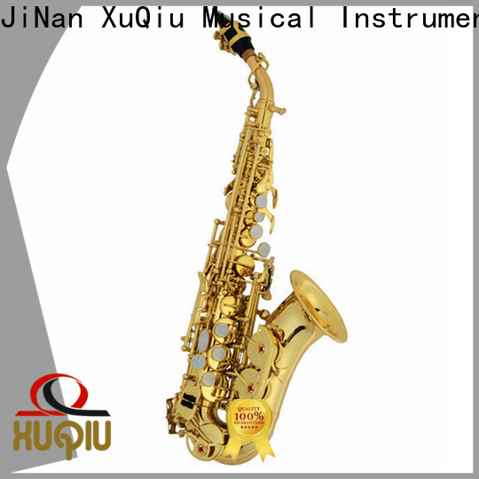 buy curved soprano saxophone curved brand for student