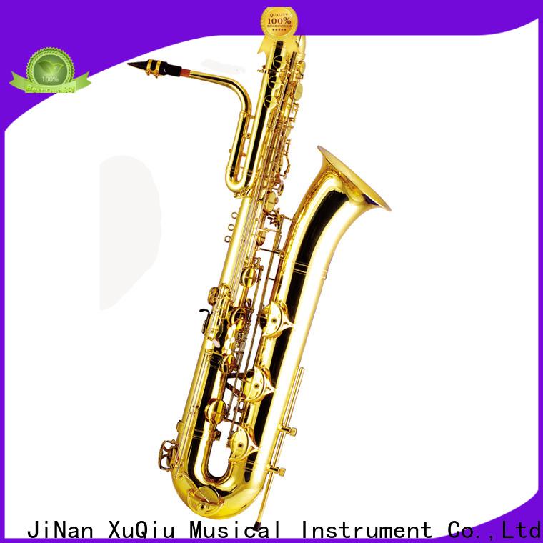 XuQiu top china bass saxophone supply for kids