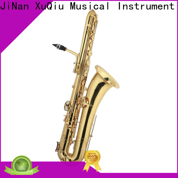 XuQiu wholesale buy bass saxophone for business for student