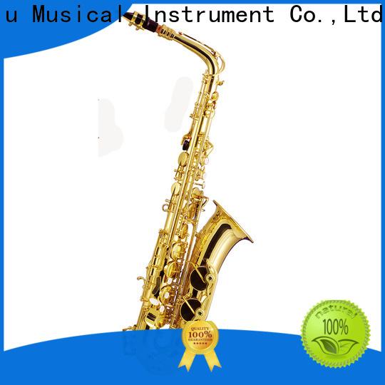 XuQiu xal1800 silver alto saxophone supply for beginner