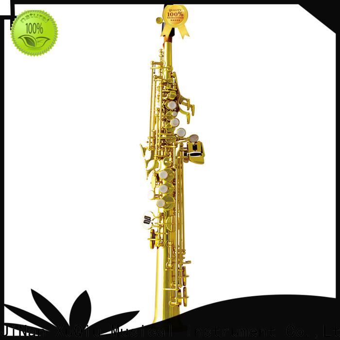 XuQiu soprano conn soprano saxophone for business for student