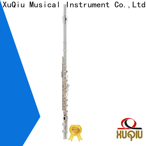 XuQiu sterling concert flute supply for concert