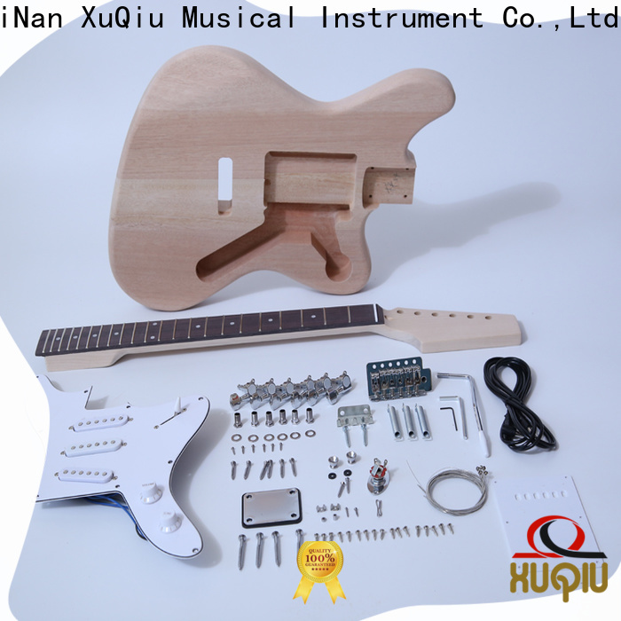 XuQiu kitspainting starter guitar kit electric supply for performance