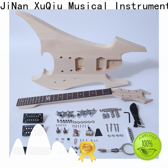 XuQiu New build an acoustic guitar kit suppliers for beginner