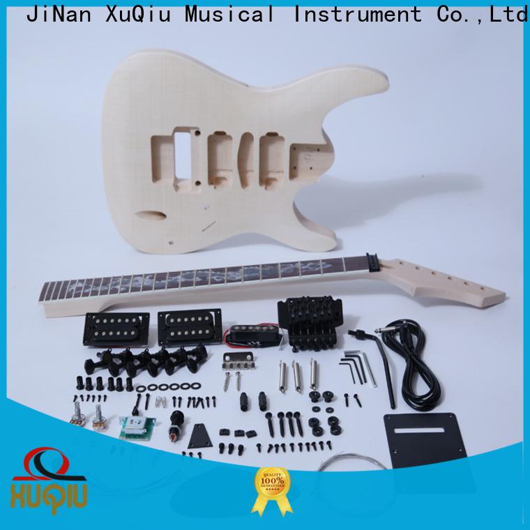 XuQiu high-quality amazon electric guitar kit manufacturers for kids
