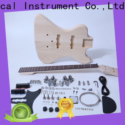 wholesale custom bass parts electric company for beginner