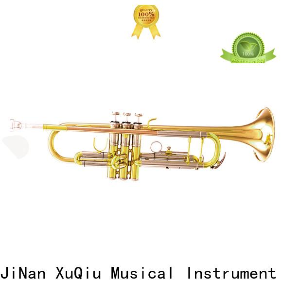 XuQiu cornet top trumpet brands price for student