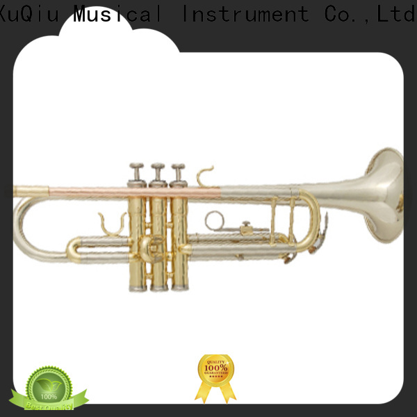 XuQiu professional buy trumpet manufacturers for student