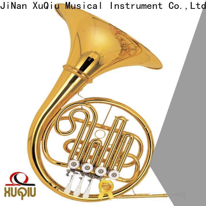 XuQiu XuQiu rose gold french horn supply for concert