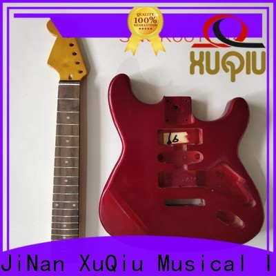 XuQiu acoustic guitar neck manufacturers for performance