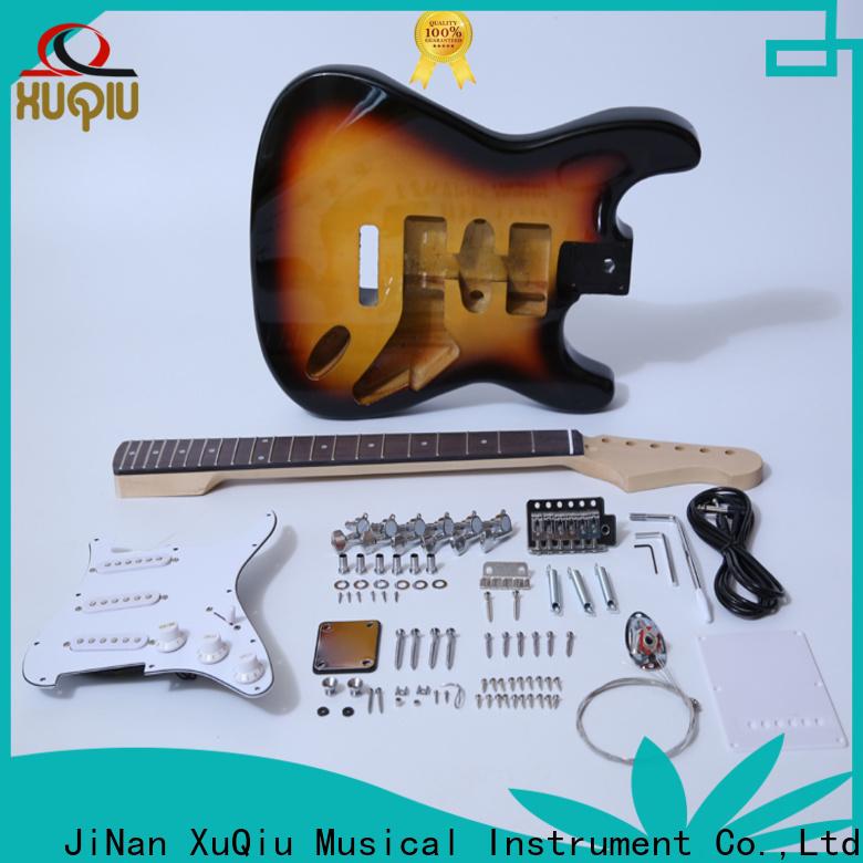 XuQiu beginner custom made guitar neck manufacturers for beginner