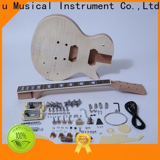 XuQiu high-quality gibson explorer guitar kit factory for beginner