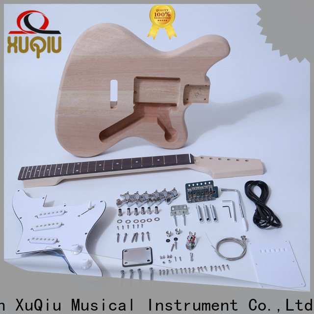XuQiu sngk028 jaguar guitar kits supply for beginner
