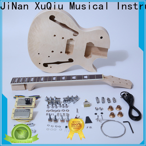 XuQiu premium bass guitar bodies suppliers for concert
