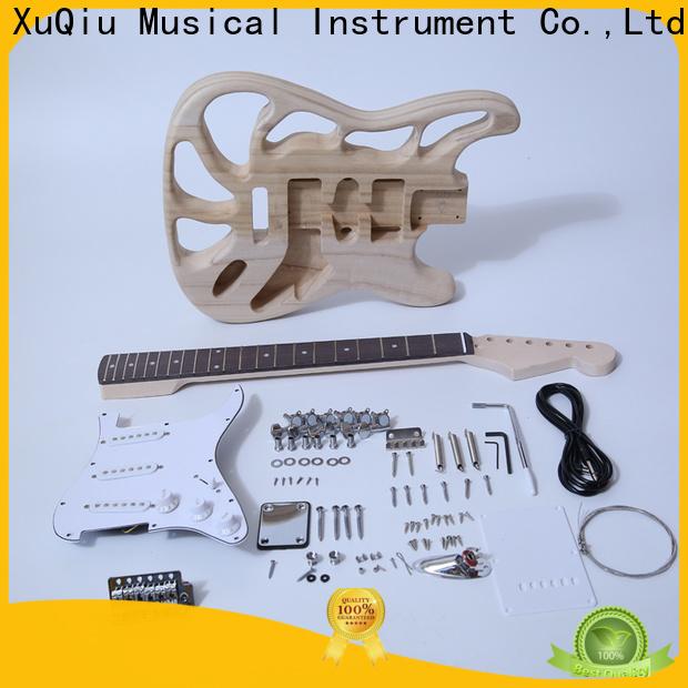XuQiu own diy guitar kit reviews supply for performance