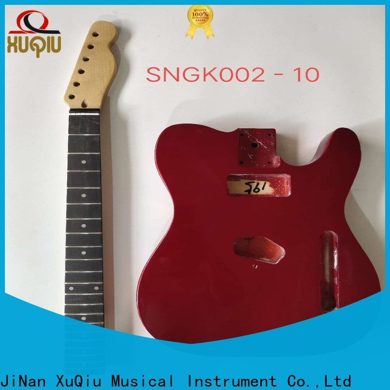 XuQiu New maple guitar neck factory for performance