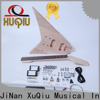 XuQiu best guitar pickup kits company for kids