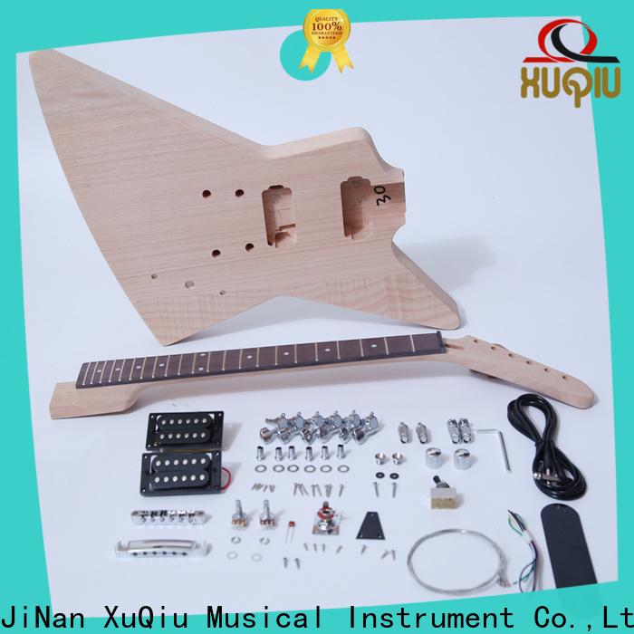 unfinished guitar build kit sngk006 supply for beginner