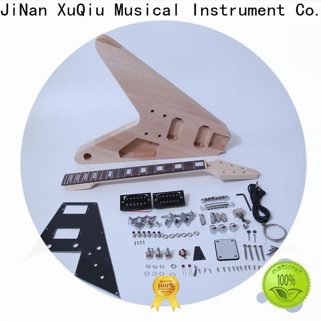 XuQiu premium replacing guitar neck manufacturers for kids