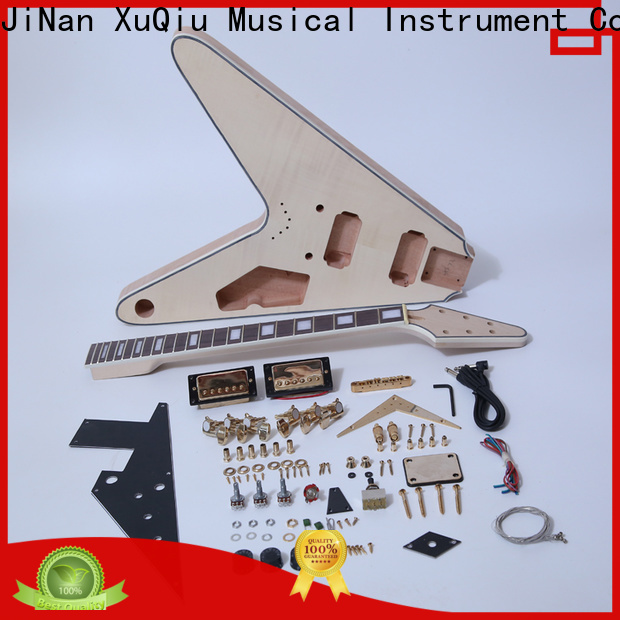 XuQiu own roasted maple guitar neck suppliers for beginner
