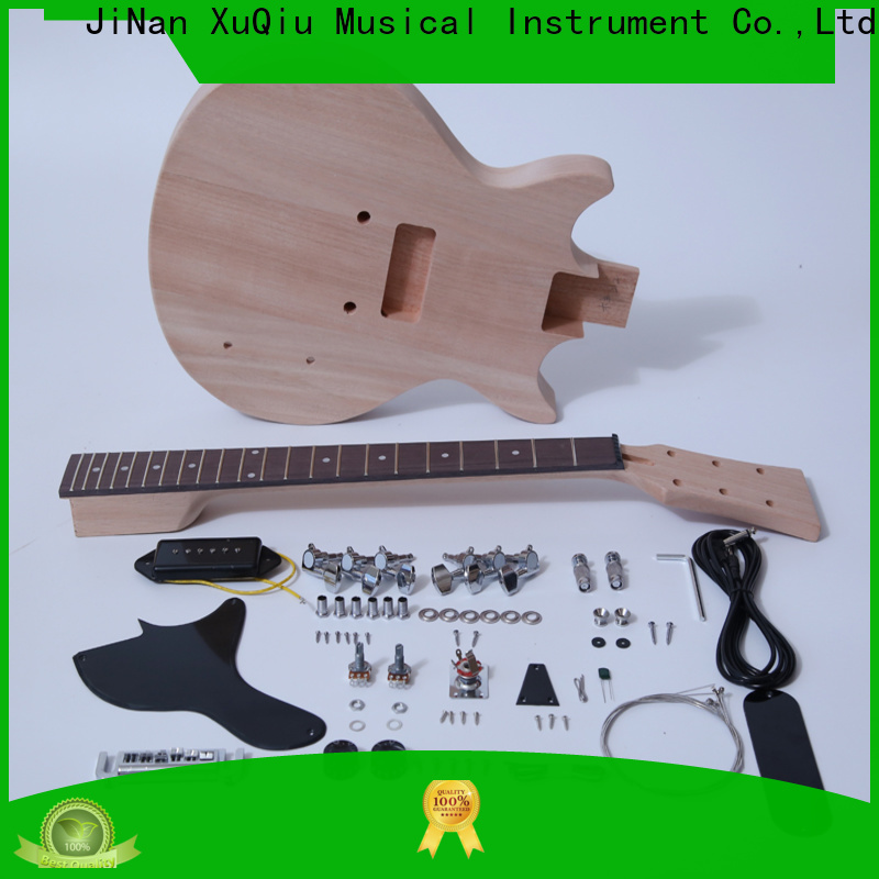 XuQiu wholesale archtop guitar kits for business for kids