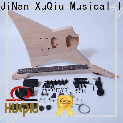 XuQiu es left handed guitar starter kit supply for performance