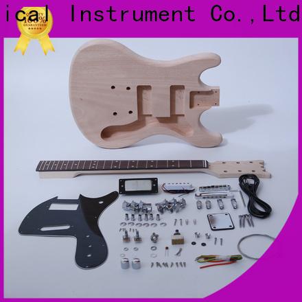 XuQiu best guitar building parts company for kids