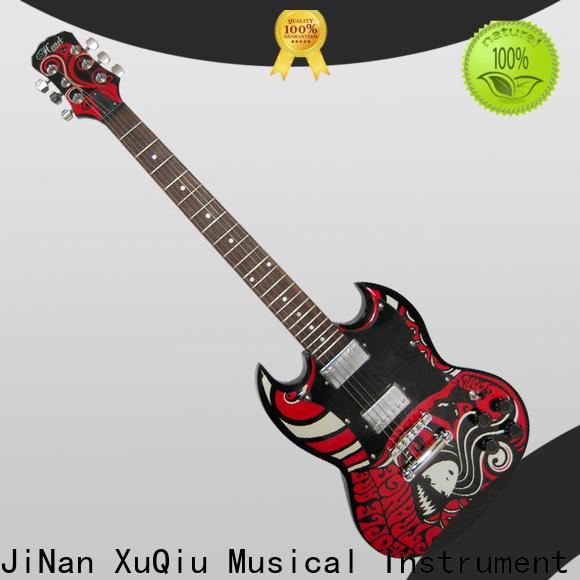 New v guitar body body online for concert