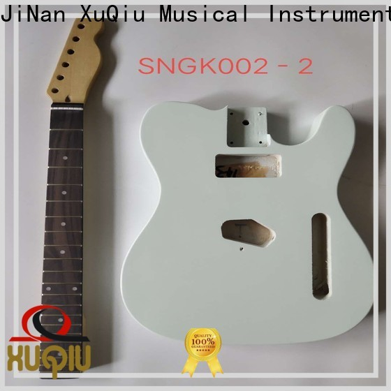 XuQiu high-quality unfinished guitar bodies for sale for performance