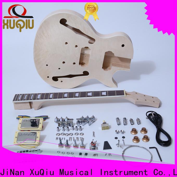 XuQiu best ml guitar kit factory for performance