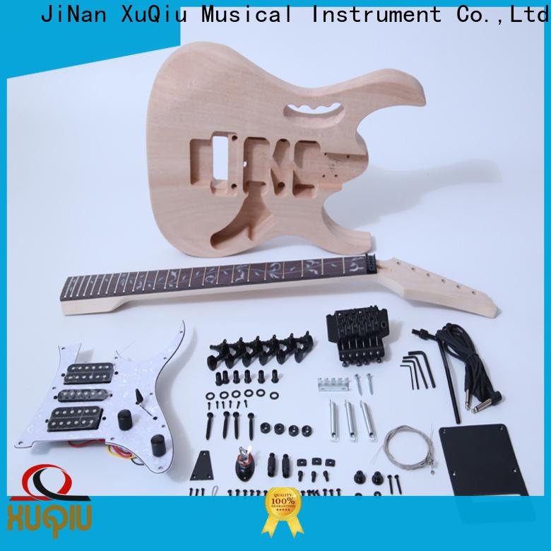 XuQiu best guitar neck profile manufacturers for concert