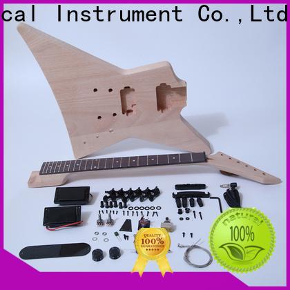 XuQiu bass fender mustang guitar kit manufacturers for concert