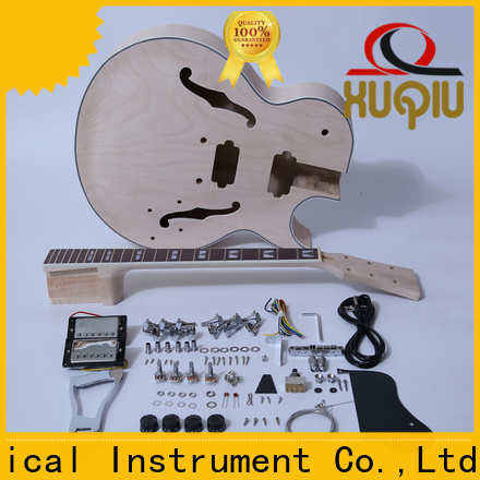 XuQiu high-quality strat guitar body company for beginner
