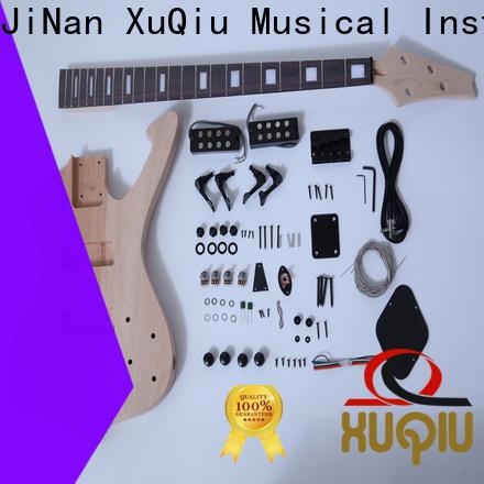 XuQiu telecaster bass guitar necks for sale factory for competition