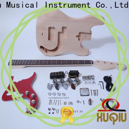 XuQiu high-quality explorer bass kit for business for kids